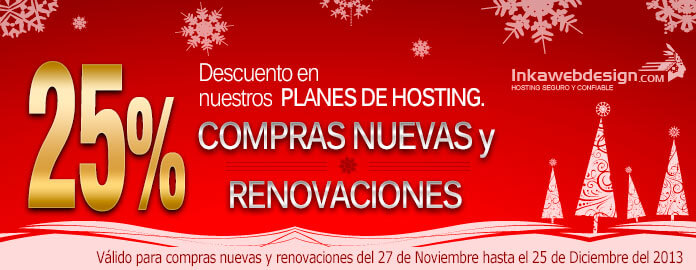 Promoci�n por Fiestas Navide�as