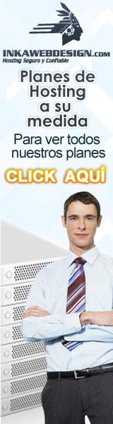 Planes Hosting en Inkawebdesign.com