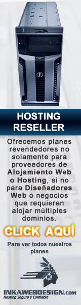 Planes Reseller en Inkawebdesign.com